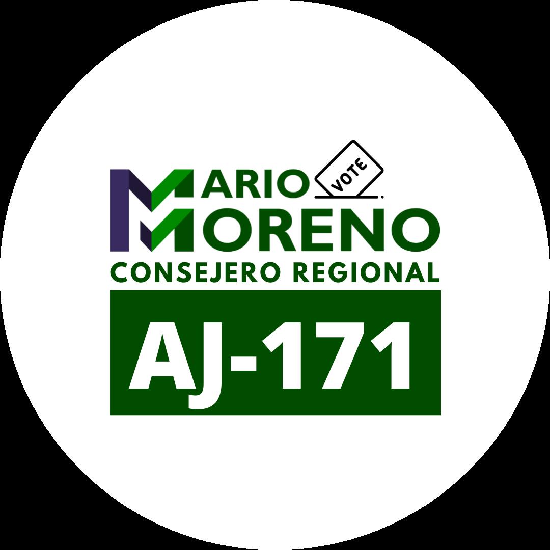 Mario Moreno » Consejero Regional